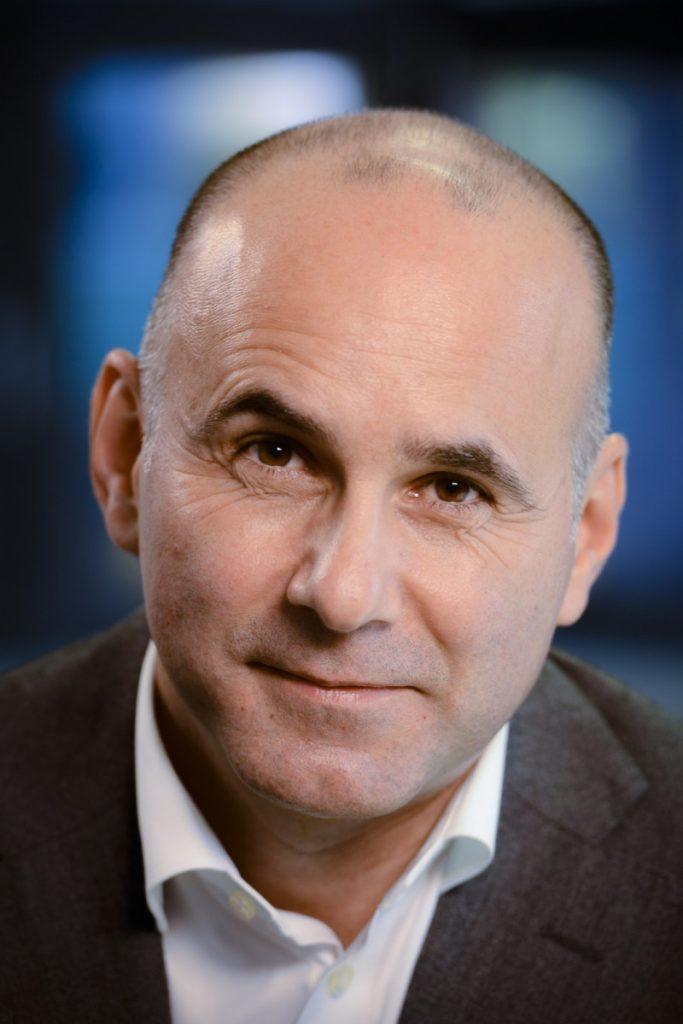 PMG, PR- u. Imagefotos - Motiv: Einzelportrait, OG – Dr. Oliver Graßy (Geschäftsführer)