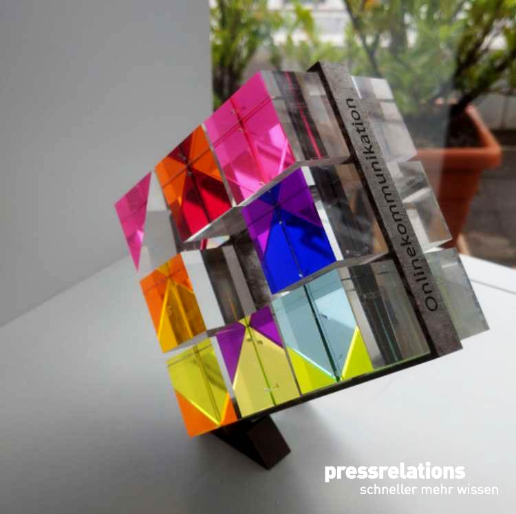 DPOK Award von pressrelations